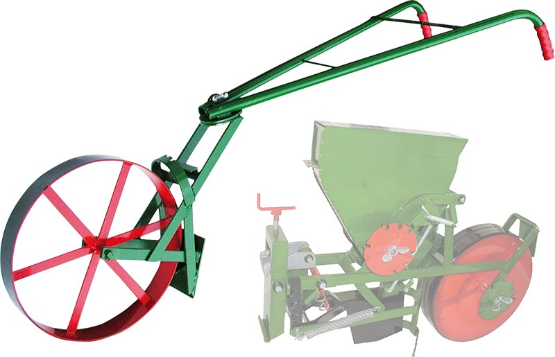 SEMBDNER FG chassis for towed seed drill GSD