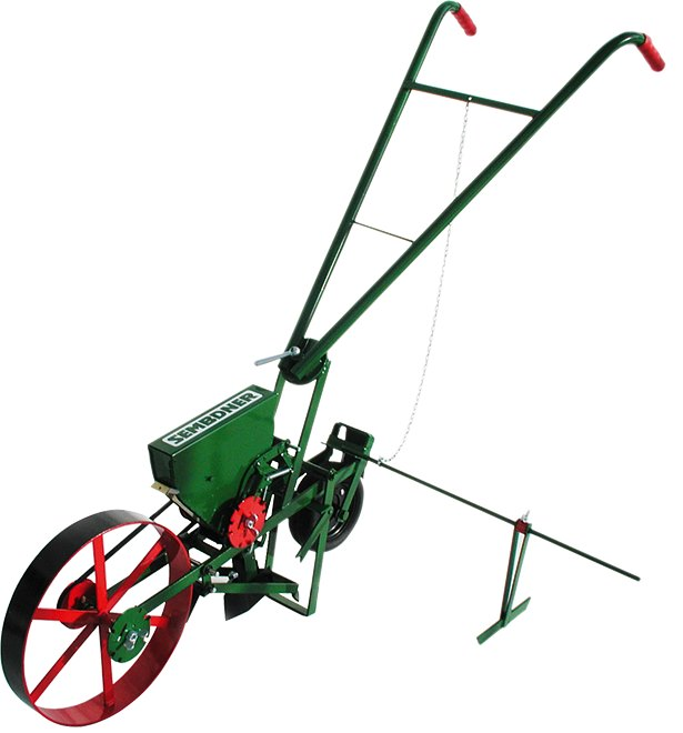 SEMBDNER manual seed drill HS for seed drilling and dibbling